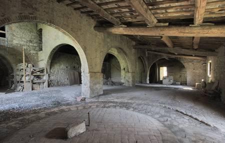 La fornace Agresti - interni