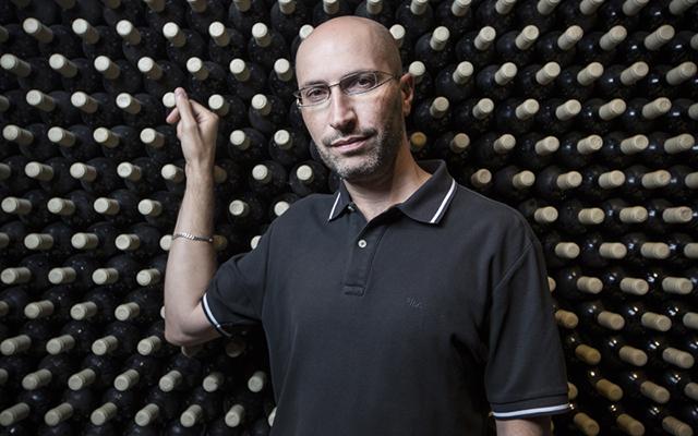 L'enologo Francesco Bartoletti