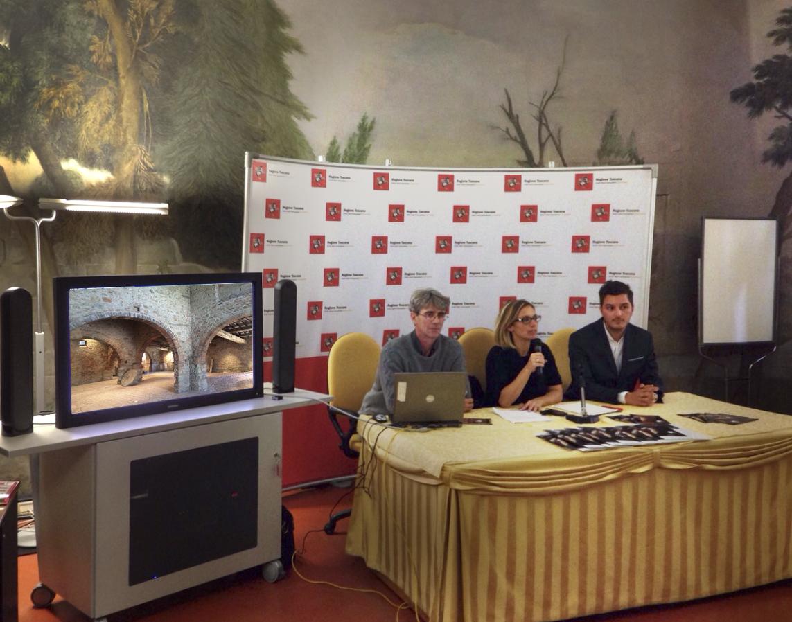 foto di Sergio Conferenza stampa