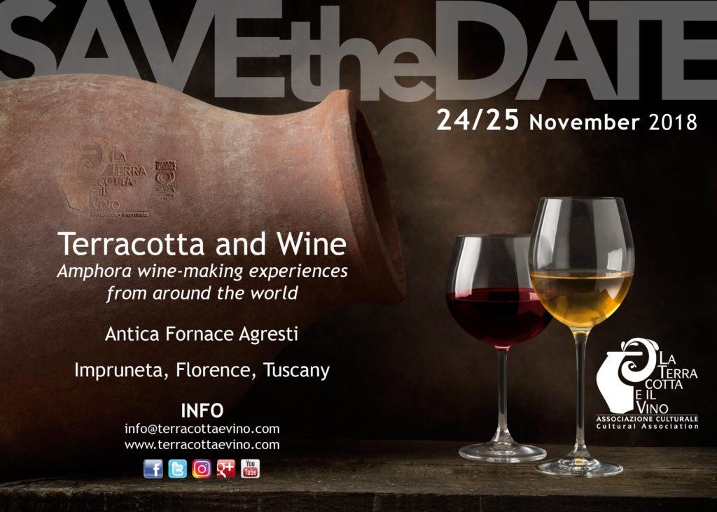 N. 8 Ottobre 2018 – – 50 giorni a La Terracotta e il Vino