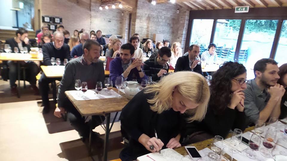 N. 5 Maggio/Giugno 2018 – A lezione di vini in anfora