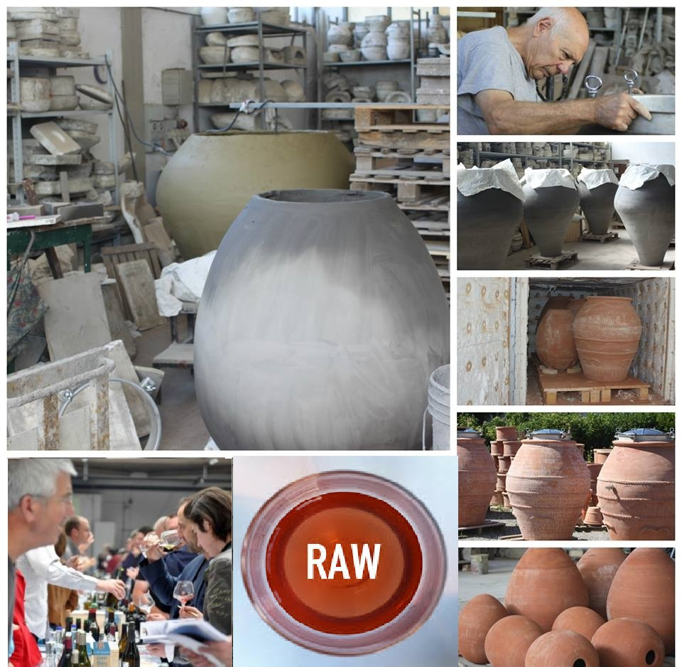 N. 5 14/05/2015 – Vini in anfore Artenova a Raw Fair è