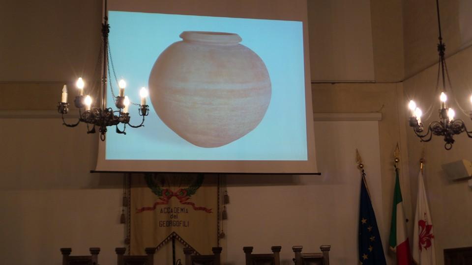 N. 5 Maggio 2016 – Vino, terracotta e Accademia Georgofili