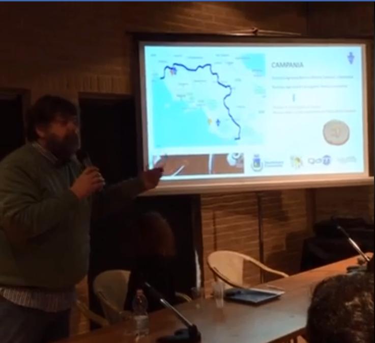 Marzio Cresci direttore del Museo Archeologico Montelupo introduce la costituzione di una rete di musei per divulgare la terracotta e il vino