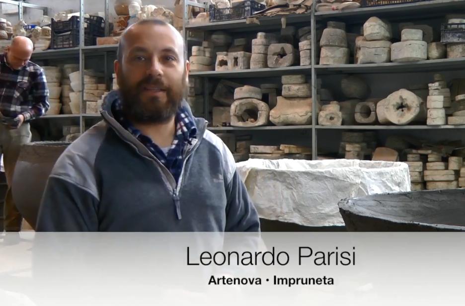 Artenova raccontata da Leonardo Parisi a I Grandi Vini