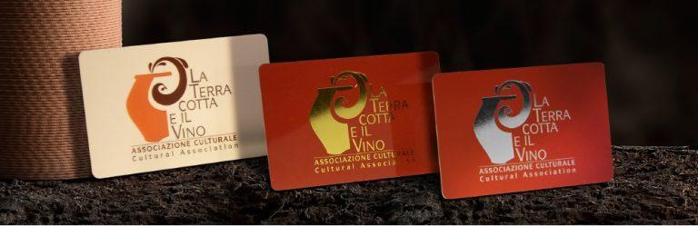 N. 9 – Ottobre 2016– Diventa socio La Terracotta e il Vino