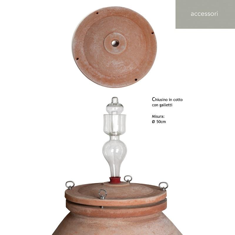N. 5 Maggio 2020 – Gli accessori per la giara da vino
