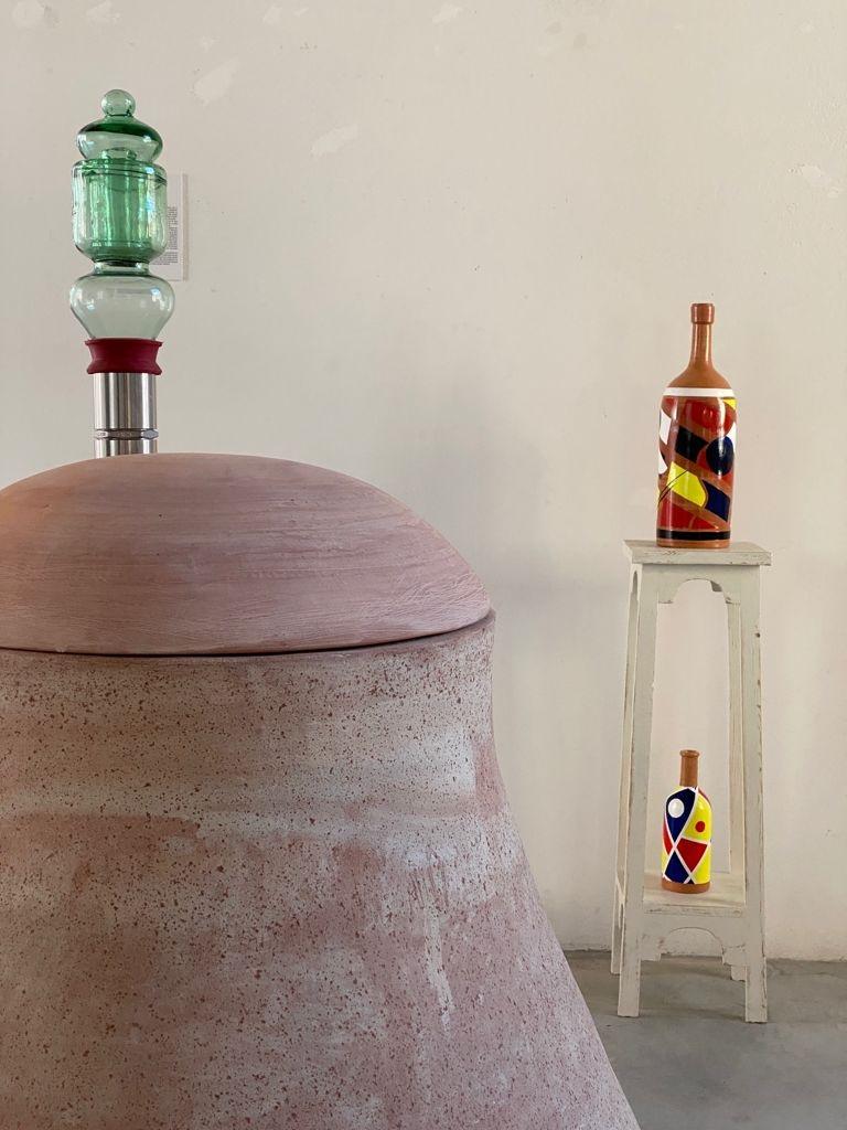 La Giara Space progettata da Gianmarco Giovannini
